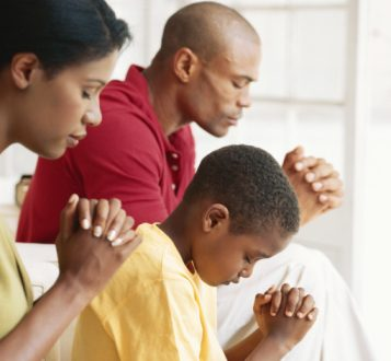 Teach your child how to pray with just a TAP