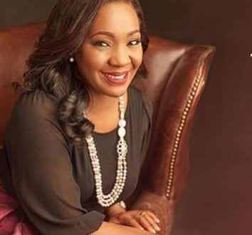 Happy Birthday Pastor Adenike Adeyemi
