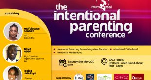 Intentional Parenting banner